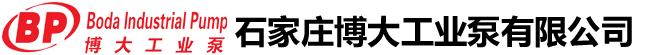 石家zhuang博大工ye泵公司logo