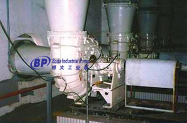 渣jiang泵的应用