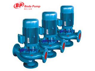 GW型管道式pai污泵