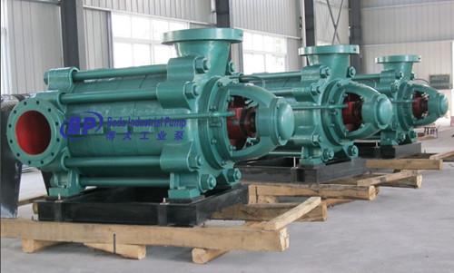 D、DG型多ji离心泵